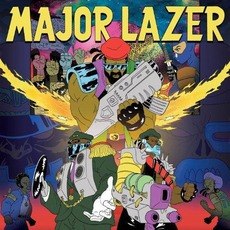 Free The Universe mp3 Album by Major Lazer