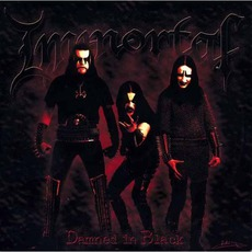 Damned In Black mp3 Album by Immortal