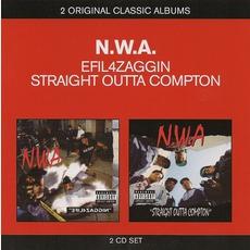 Efil4zaggin / 100 Miles And Runnin' / Straight Outta Compton (20th Anniversary Edition)