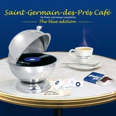 Saint-Germain-Des-Prés Café: The Blue Edition