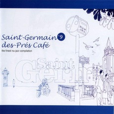Saint-Germain-Des-Prés Café, Volume 9
