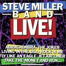 Steve Miller Band Live! mp3 Live by Steve Miller Band