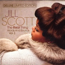 The Real Thing: Words And Sounds, Volume 3 (Deluxe Edition) mp3 Album by Jill Scott