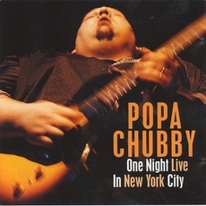 One Night Live In New York City mp3 Live by Popa Chubby