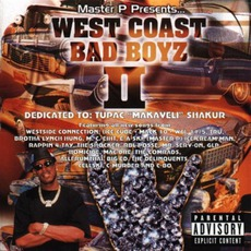 West Coast Bad Boyz II mp3 Compilation by Various Artists