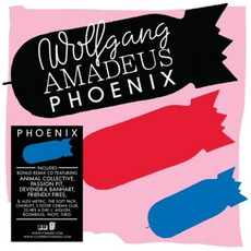 Wolfgang Amadeus Phoenix (Special Edition) mp3 Album by Phoenix