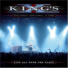 Live All Over The Place mp3 Live by King's X