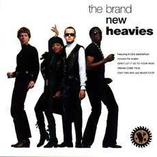 The Brand New Heavies (Re-Issue)