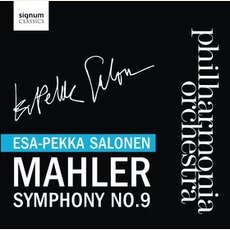 Symphony No. 9 (Philharmonia Orchestra, Salonen) mp3 Album by Gustav Mahler