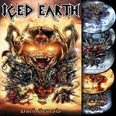 Dark Genesis mp3 Artist Compilation by Iced Earth