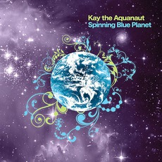 Spinning Blue Planet
