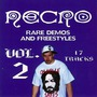 Rare Demos And Freestyles, Volume 2