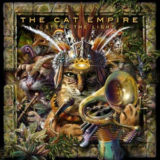 Steal The Light mp3 Album by The Cat Empire