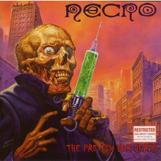 The Pre-Fix For Death mp3 Album by Necro (USA)
