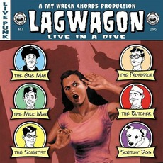 Live In A Dive mp3 Live by Lagwagon