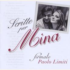 Scritte Per Mina... Firmato: Paolo Limiti by Mina