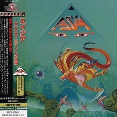 XXX (Japanese Edition) mp3 Album by Asia
