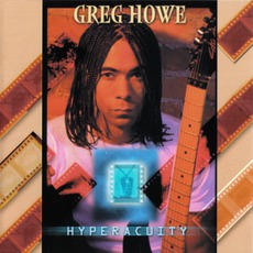 Hyperacuity mp3 Album by Greg Howe