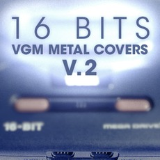 16 Bits VGM Metal Covers V.2