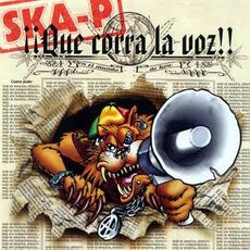¡¡Que Corra La Voz!! by Ska-P