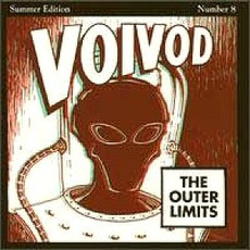 The Outer Limits mp3 Album by Voivod