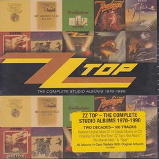 The Complete Studio Albums 1970-1990 mp3 Artist Compilation by ZZ Top