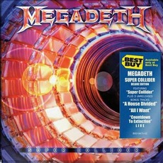Super Collider (Best Buy Exclusive Edition) mp3 Album by Megadeth