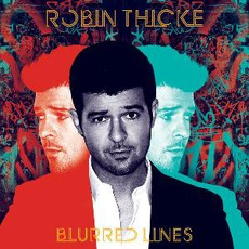 Blurred Lines mp3 Album by Robin Thicke