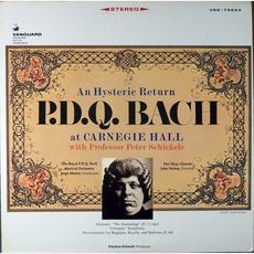 An Hysteric Return: P.D.Q. Bach At Carnegie Hall by P.D.Q. Bach