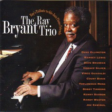 Ray's Tribute To His Jazz Piano Friends