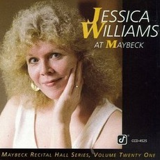 Maybeck Recital Hall Series, Volume Twenty-One mp3 Live by Jessica Williams