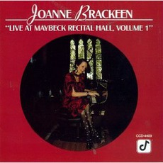 Live At Maybeck Recital Hall, Volume 1