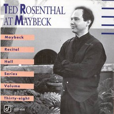 Maybeck Recital Hall Series, Volume Thirty-Eight mp3 Live by Ted Rosenthal