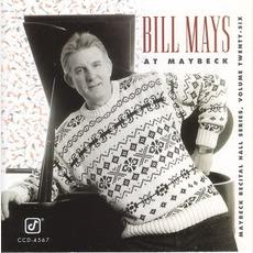 Maybeck Recital Hall Series, Volume Twenty-Six by Bill Mays