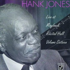 Live At Maybeck Recital Hall, Volume Sixteen mp3 Live by Hank Jones