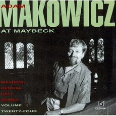 Maybeck Recital Hall Series, Volume Twenty-Four