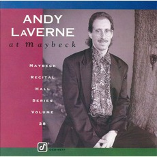 Maybeck Recital Hall Series, Volume Twenty-Eight mp3 Live by Andy Laverne