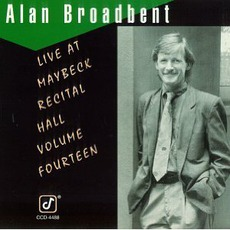 Live At Maybeck Recital Hall, Volume Fourteen mp3 Live by Alan Broadbent