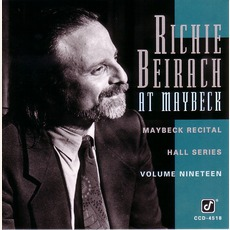 Live At Maybeck Recital Hall, Volume Nineteen mp3 Live by Richie Beirach