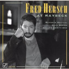 Maybeck Recital Hall Series, Volume Thirty-One