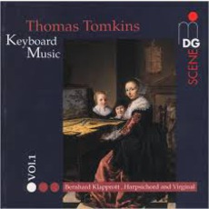Thomas Tomkins: Complete Keyboard Music