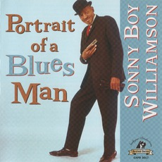 Portrait Of A Blues Man