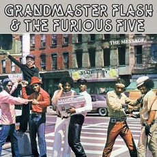 The Message mp3 Album by Grandmaster Flash & The Furious Five