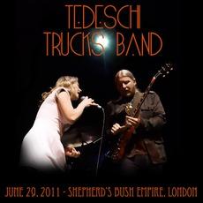 Shepherd's Bush Empire London, UK mp3 Live by Tedeschi Trucks Band