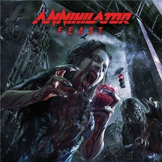 Feast mp3 Album by Annihilator