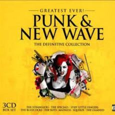Greatest Ever Punk & New Wave mp3 Compilation by Various Artists