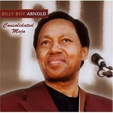 Consolidated Mojo (Re-Issue)