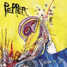 Give'n It (Re-Issue) by Pepper