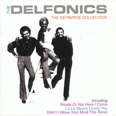 The Definitive Collection mp3 Artist Compilation by The Delfonics