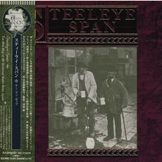 Ten Man Mop Or Mr. Reservoir Butler Rides Again (Re-Issue) mp3 Album by Steeleye Span